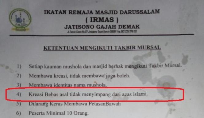 bernuansa islami